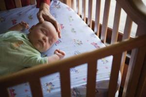 il mio bambino si sveglia di notte