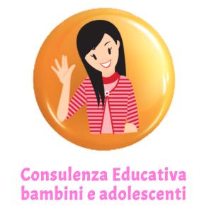 consulenza educativa bambini