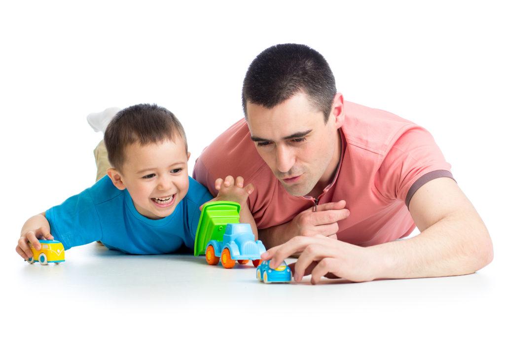 giocare con i bambini