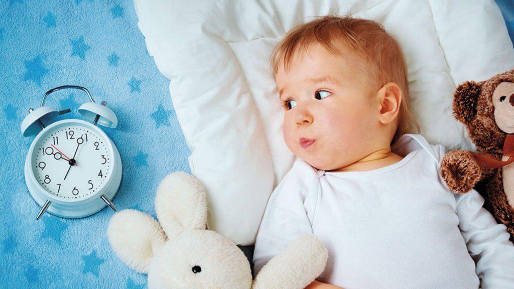 risvegli notturni del bambino
