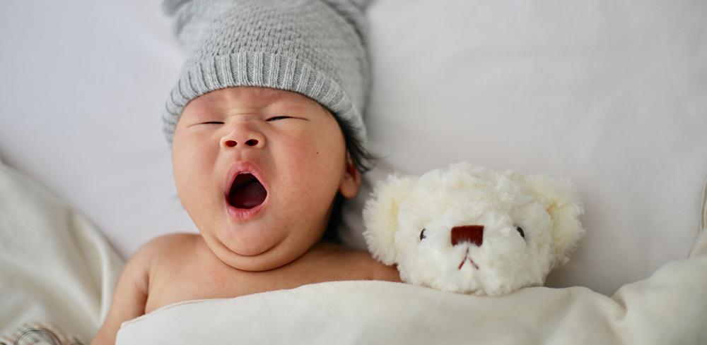 il sonno del bambino