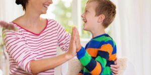 messaggi positivi al bambino