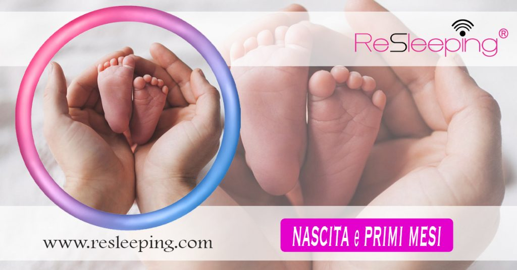 nascita e primi mesi bambino